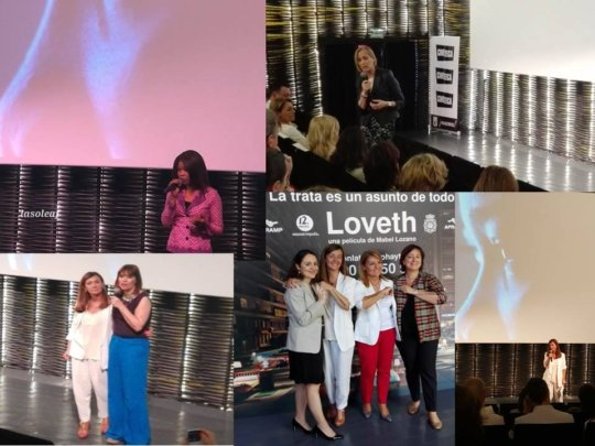 "Pictures from the premiere of ""Loveth"""
