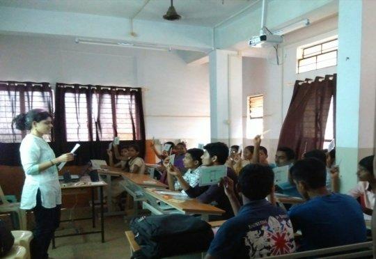 Avanti Classroom session