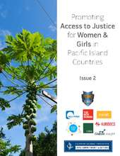 Update 2: Access to Justice for Women & Girls (PDF)