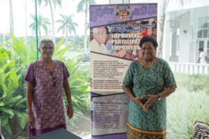 Fiji Ministry of Social Welfare, Women & Poverty