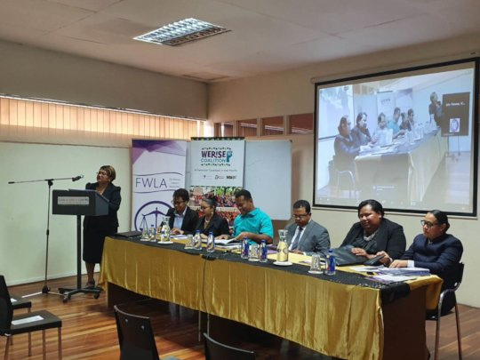 FWLA Continuing Legal Education Workshop, Feb 10