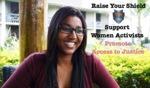 Roshika Deo, Women's Rights Advocate