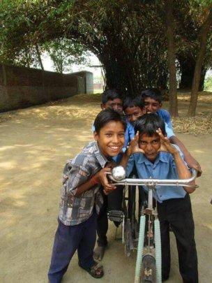 Send Village Children to School