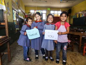 Thank You from Bolivia