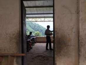 The Santi School Project is reconstructing schools