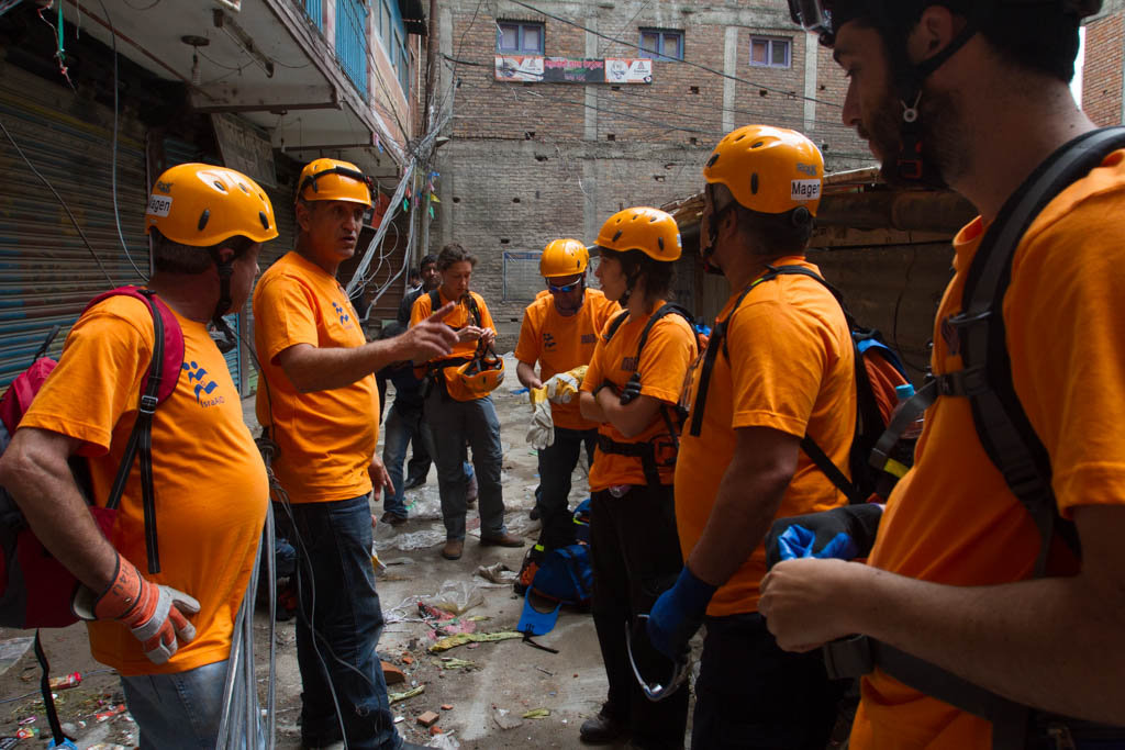 Emergency Relief for Earthquake Struck Nepal