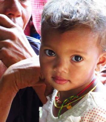 Our teams operate 7 nutrition centers in Nepal