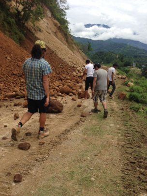 Nepal Earthquake Relief & Recovery Assistance