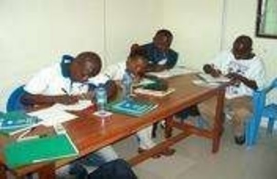 Capacity Building for Local African NGOs