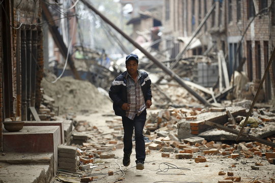 Help Victims from The Nepal Earthquake Get Info