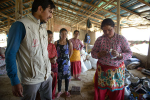 Miguel Samper for Mercy Corps