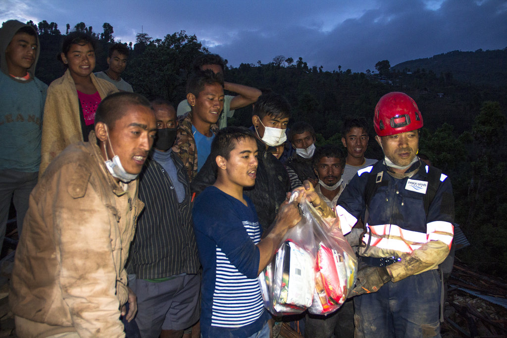 Nepal Quake: Support communities' recovery