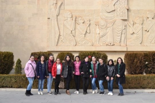 Visiting universities