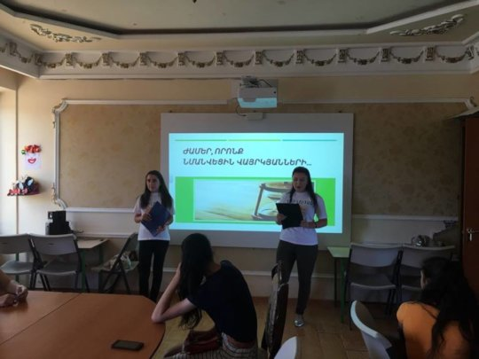 Mentor-mentee presentation