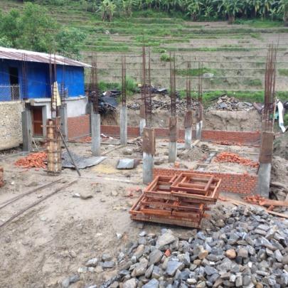 Earthquake Relief Fund-Rebuild the Chanauti Clinic