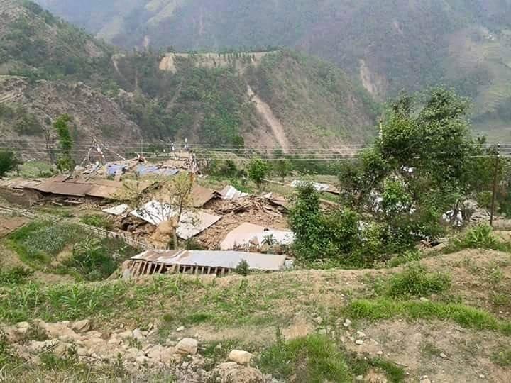 Earthquake Relief Fund: Rebuild Chanaute's Clinic