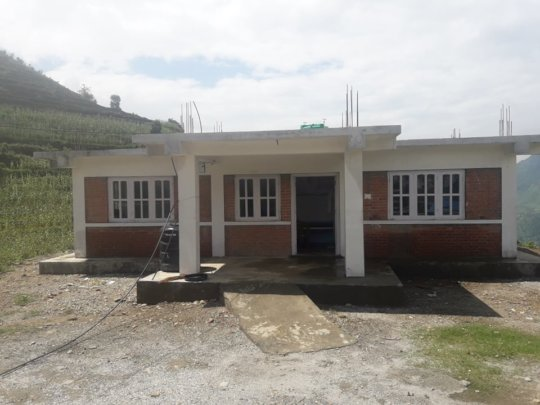Completed Birthing Centre Building in Baramchi