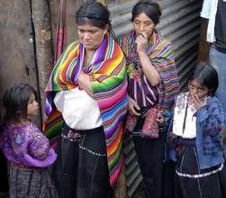 Guatemalan Women and children