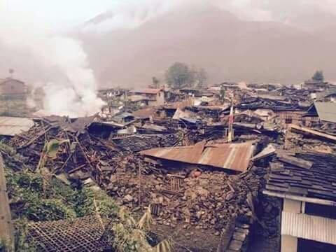 Nepal Earthquake #1YearOn