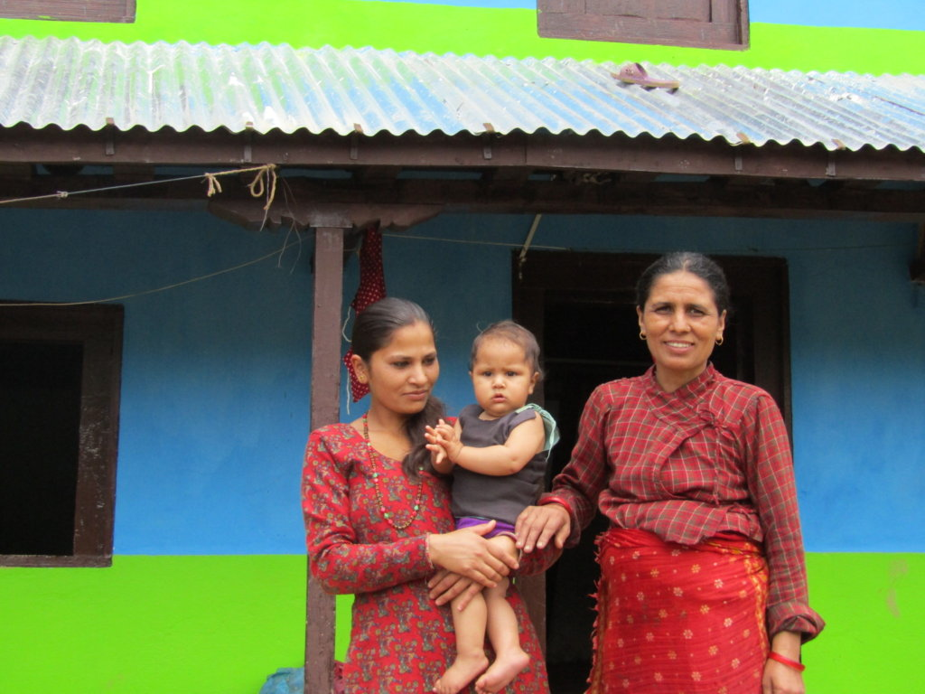 Empower Nepal to Rebuild Safer Houses and Schools
