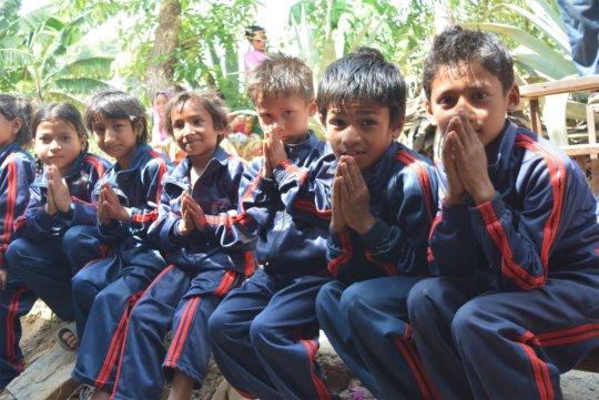 Children of the school