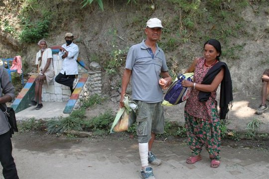 Disaster Relief for Nepal