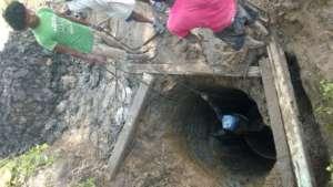 building of wells