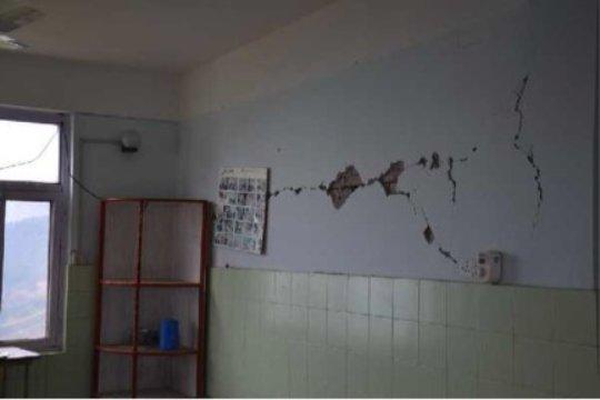 Earthquake Damage at Dolakha
