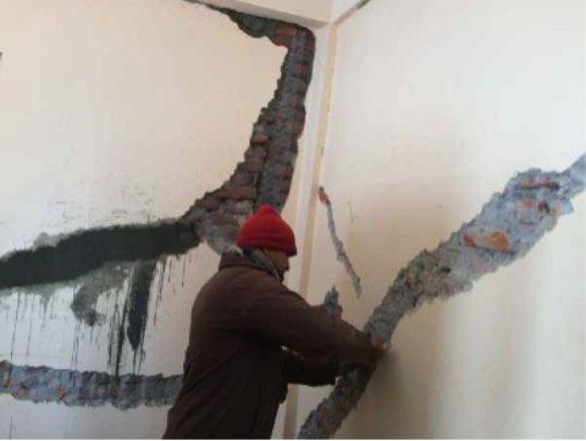 Making Repairs at Dolakha