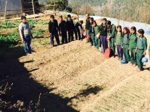 Agriculture in Schools kids, Milijuli L.S.S.