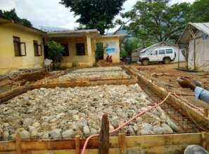 Construction of Maternity Waiting Home in Dhading