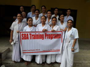 Refresher training for Skilled Birth Attendants