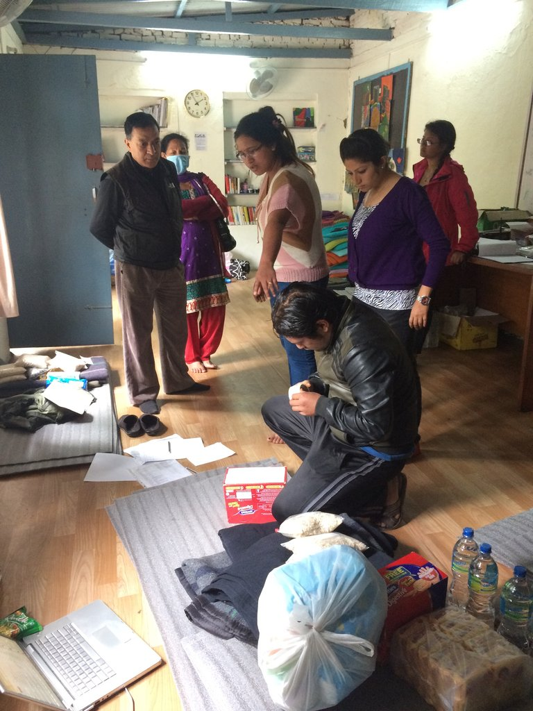Help Young Women Rebuild Nepal