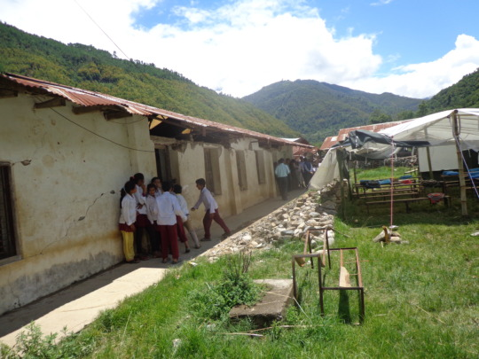 Kalyan Higher Secondary school Nuwakot