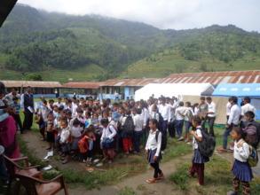 material distribution program