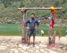 Link: Meet dZi's Program Officer Rupak Maharjan