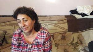 Besime, widowed mother