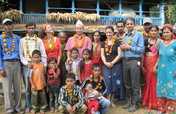 Help Rebuild Nepalese Family Farm & Training Site