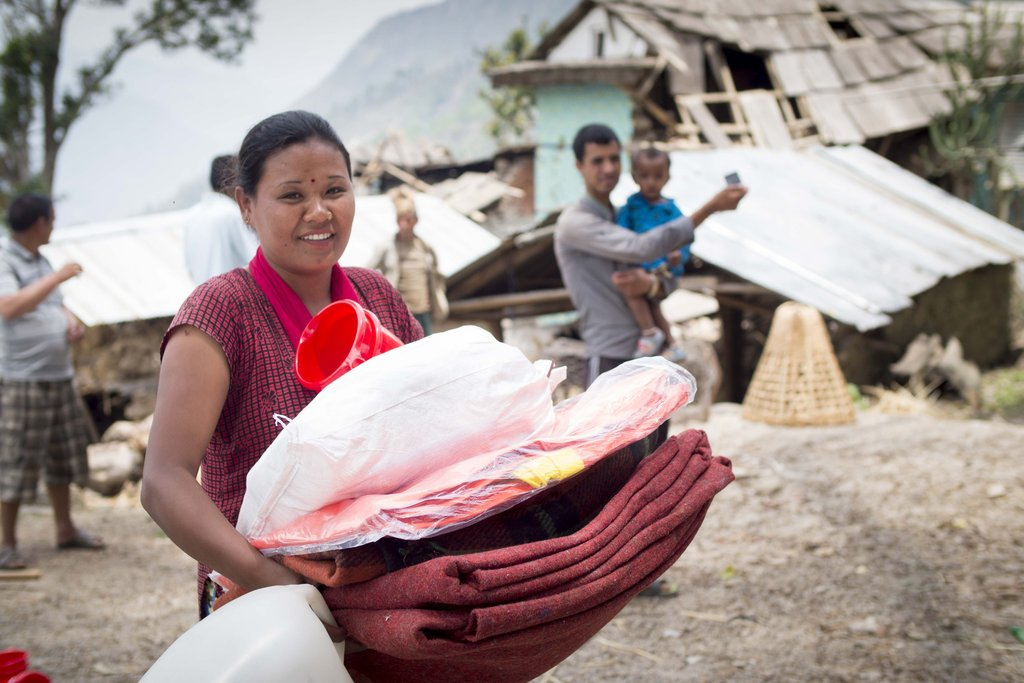 Help the Victims of the Earthquake in Nepal