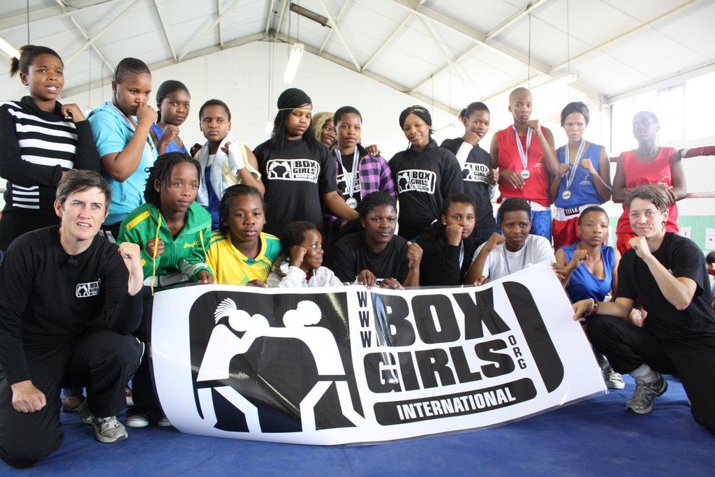Boxgirls International