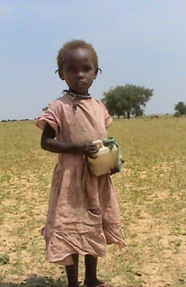 Everyone needs a Jerry Can to survive in Darfur