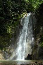 One of the water falls in our protected forest