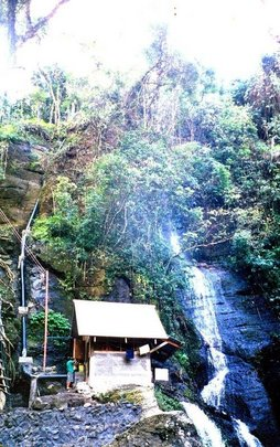 example of Micro-Hydro Power Plant built by SIBAT