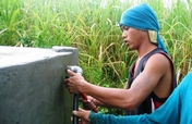 Micro Hydro Power for 1,000 People in Philippines