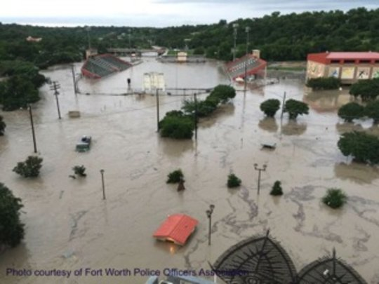 Texas Disaster Relief Fund