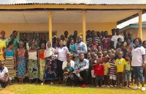 Site visit to Korma Village, Liberia