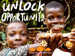 Unlock Opportunity