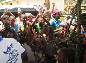 Brighter future for Liberian children
