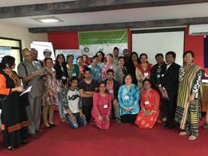 Women's Social Artistry Leadership Training
