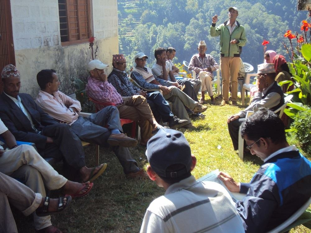 Earthquake Relief for Disadvantaged in Nepal